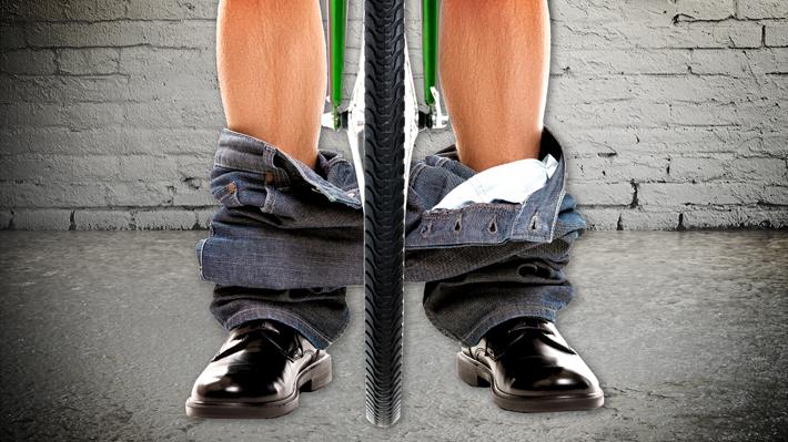 Sesso e bicicletta: quali rischi?