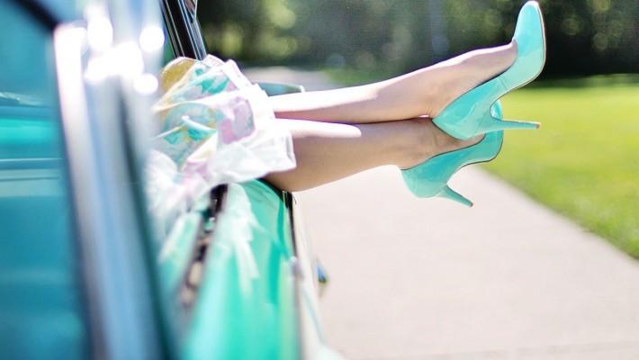 Fantastico di fare l'amore in macchina come mia figlia…
