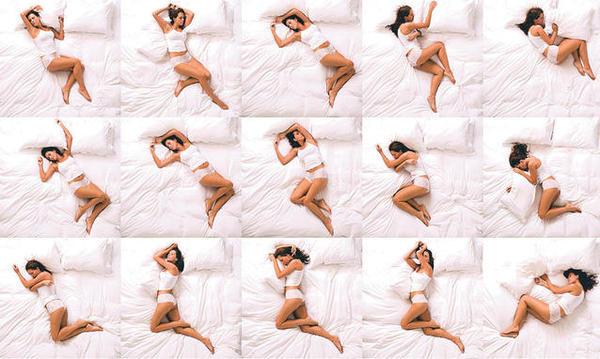 Quali posizioni del sonno favoriscono sogni erotici?