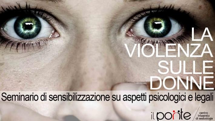 Seminario: La violenza sulle donne