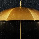 pioggia dorata