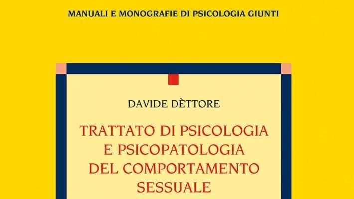 """""""Trattato di psicologia e psicopatologia del comportamento sessuale"""" incontro con l'autore"""