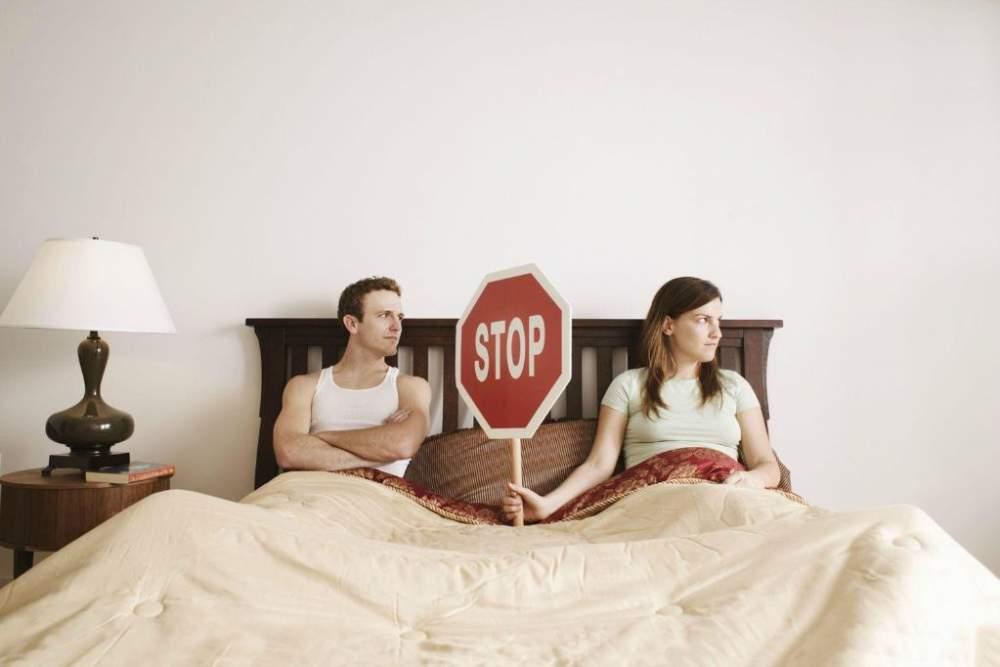 Matrimonio senza sesso: è possibile intervenire?