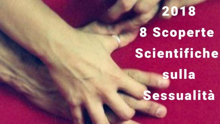 8 cose che la scienza ci ha insegnato sul sesso nel 2018