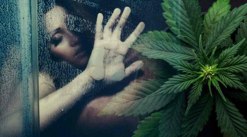 La marijuana influenza l