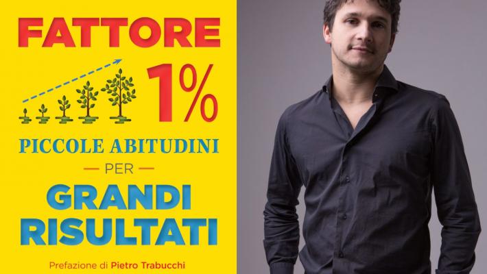Luca Mazzucchelli: il Fattore 1% nelle relazioni