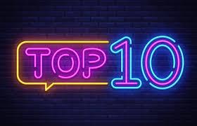 La Top 10 degli articoli 2019