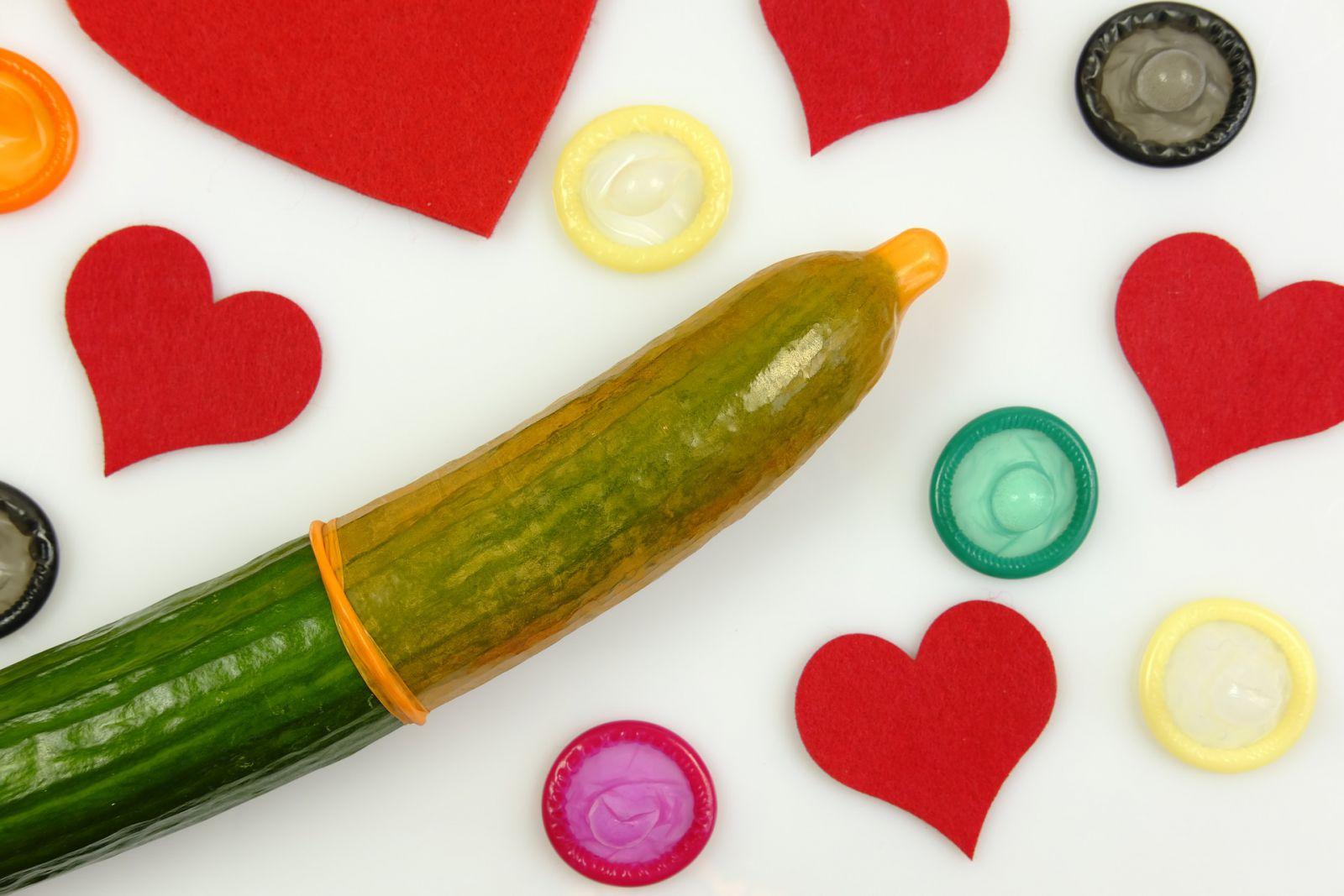 La taglia del preservativo è importante?